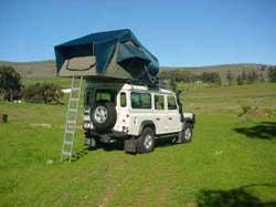 Gallery Image & Roof Top Campers | Hannibal Roof Top Tents | Camper Trailer World ...