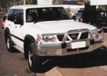 Alloy Motor Accessories - Bull Bars/Nudge Bars/Side Steps