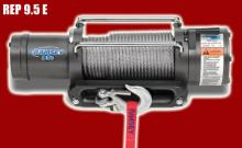 Ramsey 9.5E Low Mount Electric Winch