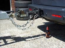Tow Hitch for Land Rover Discovery 3 and Range Rover Sport