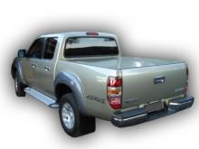 Lazerback fitted to Ford Ranger & Mazda BT50