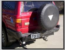 Spare Wheel Carrier For Toyota 4 Runner