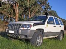 Airflow Snorkel For Jeep Grand Cherokee