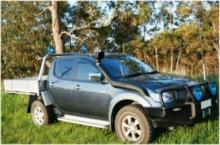 Airflow Snorkel For Mitsubishi Triton