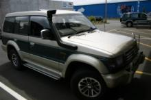 Airflow Snorkel For Mitsubishi Pajero