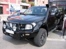 Airflow Snorkel For Nissan Navara