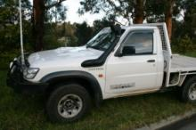 Airflow Snorkel For Nissan Patrol GU