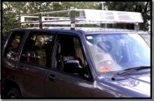 Roof Rack for Holden Jackaroo
