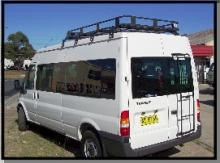 Roof Rack for Ford Transit