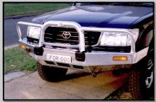 Bull Bar for Toyota Landcruiser 100 Series