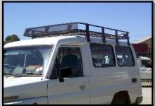 Roof Rack for Toyota Landcruiser 70 Series