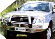 Aerobar for Holden Rodeo RA