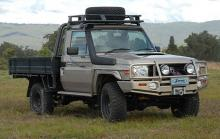 Safari Snorkel for Toyota Landcruiser 70 Series