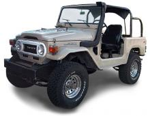 Safari Snorkel for Toyota Landcruiser 40 Series (FJ40)