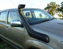 Safari Snorkel for Toyota Hilux