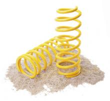 Kings 4WD Coil Springs to suit Jeep