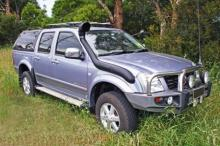 Airflow Snorkel For Holden Rodeo RA
