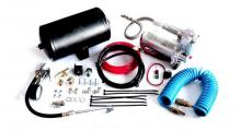 Firestone - Air Supply Kit with ViAir 400c Compressor - AC4150