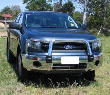 Aerobar Bull Bar / Nudge Bar to suit Ford PX Ranger